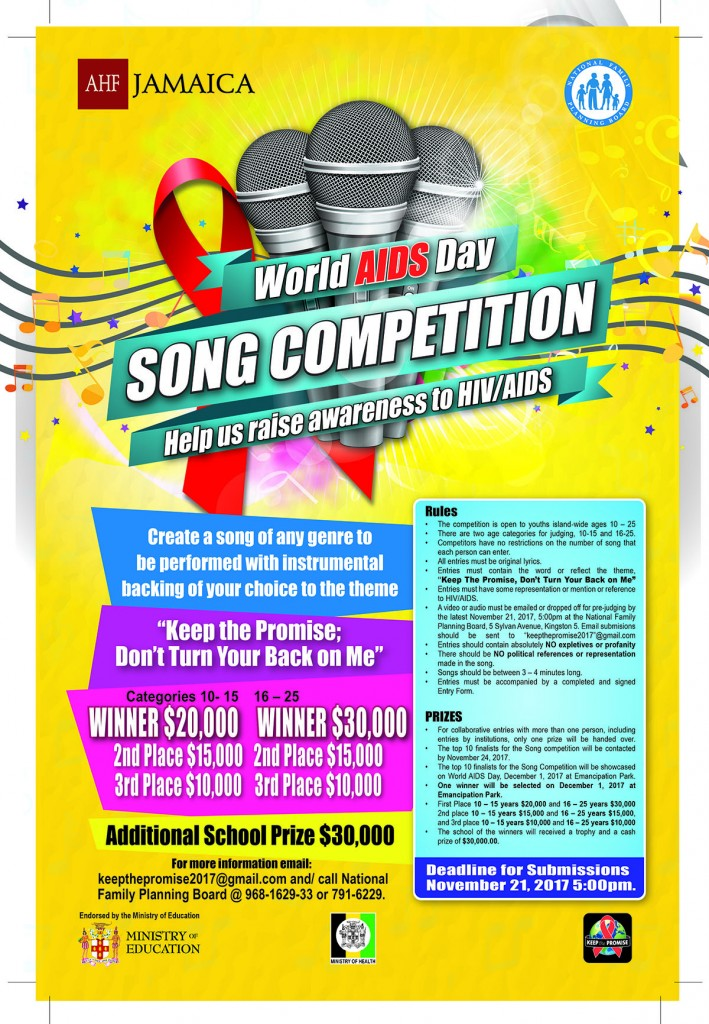 World AIDS Day Song Competition